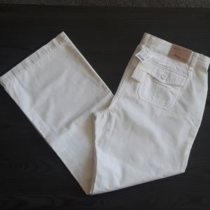 NWT Women's J.Crew Broken-In Chinos Low Fit Jeans